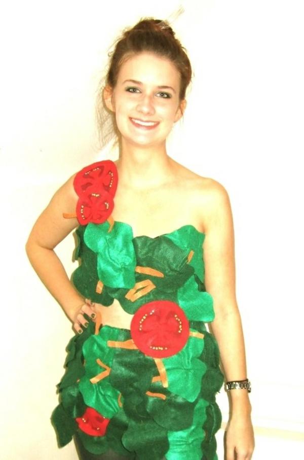diy kleidung karnevalskostüme salat