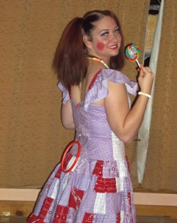 diy kleidung karnevalskostüme cool baby puppe