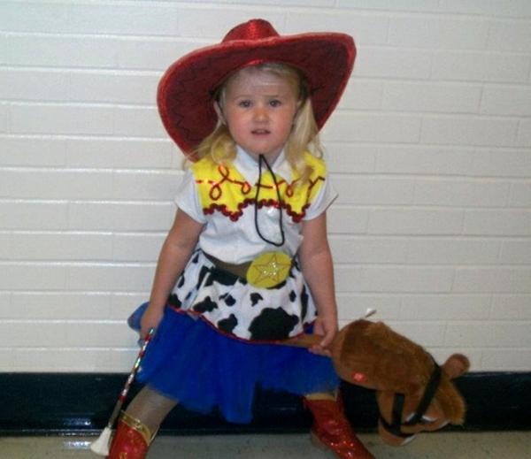 diy karnevalskostüme toller cowboy