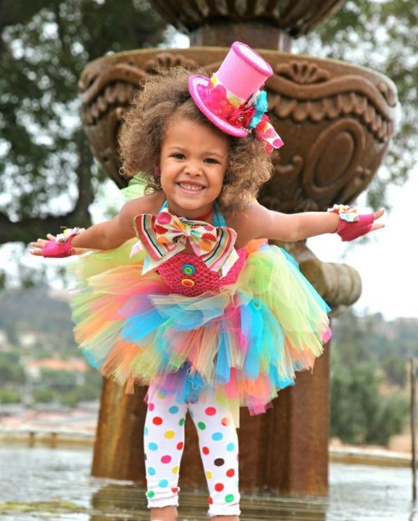 diy kleidung selbstgemachte kostüme bunt kinder