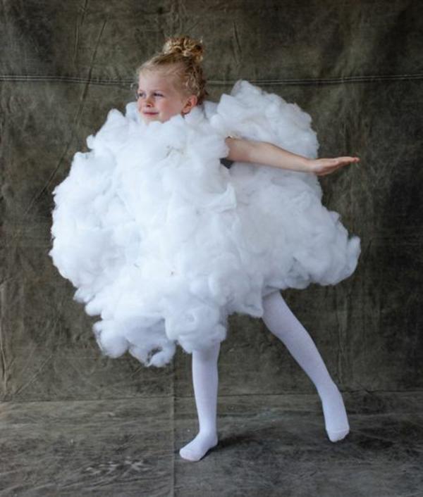 diy kleidung selbstgemachte kostüme schneeflocken