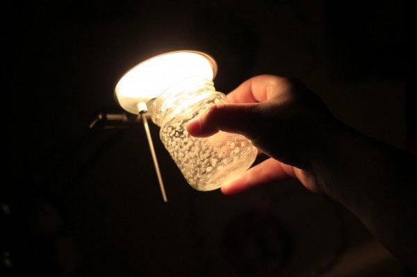 diy projekte diy ideen bastelideen anleitung glänzende gläser selber machen