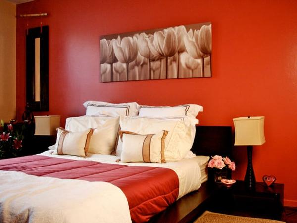 Farbideen Schlafzimmer - Einflußreiche Farben Und Dekoration Gestaltung Schlafzimmer Farben