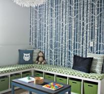 Kinderzimmer Tapeten – farbige Ideen für Ihr Interieur