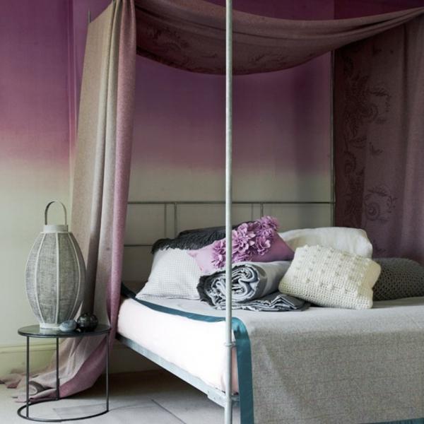 elegant feminine einrichtung schlafzimmer