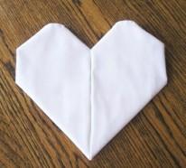 Servietten falten – Kreieren Sie eine einmalige festliche Tischdeko!