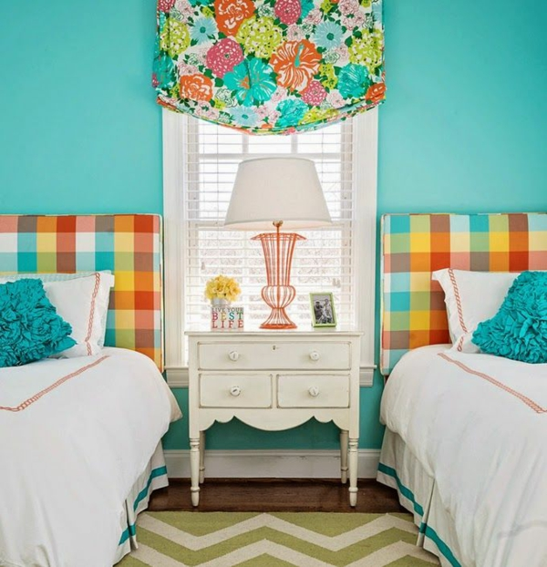 40 farbideen kinderzimmer der zauber der farben. Black Bedroom Furniture Sets. Home Design Ideas