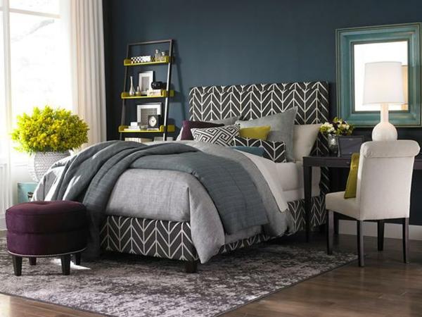 Schräge Ideen: Farbideen schlafzimmer einflußreiche farben ...