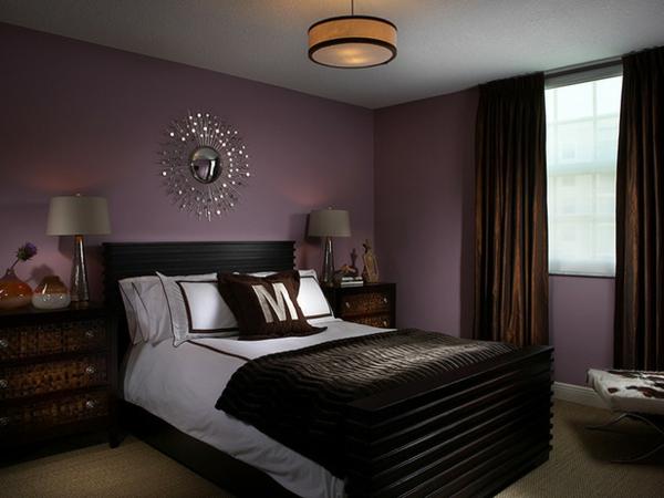 Farbige W Nde Im Schlafzimmer farbideen schlafzimmer einflußreiche farben und dekoration