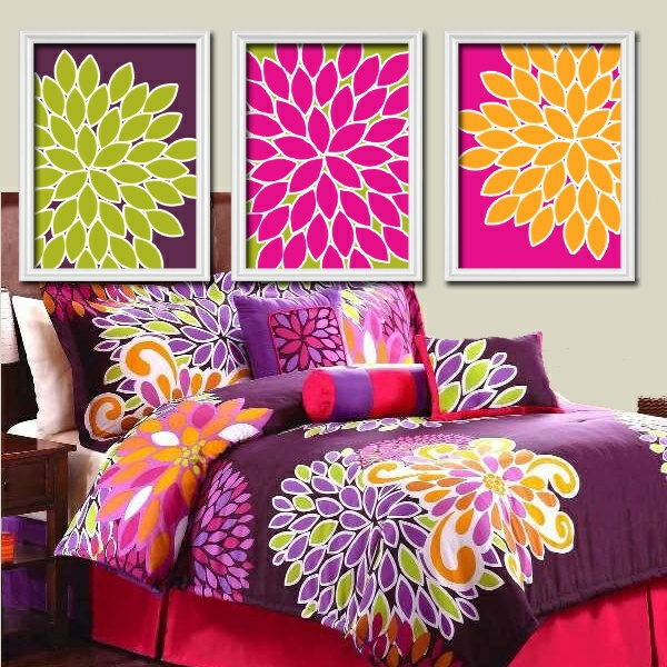 farbideen schlafzimmer - einflußreiche farben und dekoration - Schlafzimmer Pink Braun