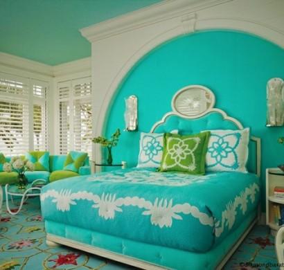 Farbideen Schlafzimmer - Einflußreiche Farben Und Dekoration Schlafzimmer Deko Trkis