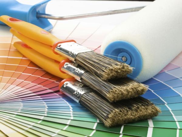 farbtafel wandfarben farbfeder wände streichen
