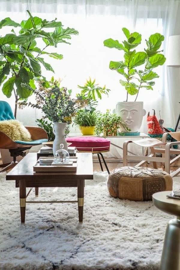 Feng Shui Elemente Positive Energie Wohnzimmer Einrichten