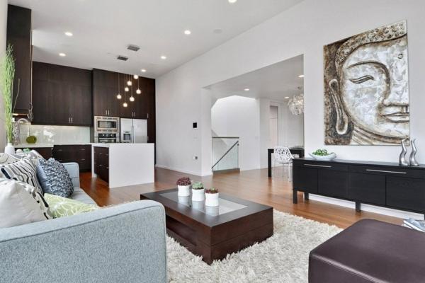 Feng Shui Regeln Wohnzimmer Einrichtungsideen