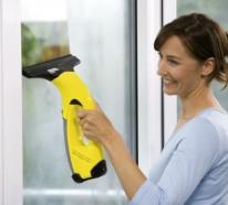 Fenster putzen – Reinigen Sie Ihre Fenster wie ein Profi!
