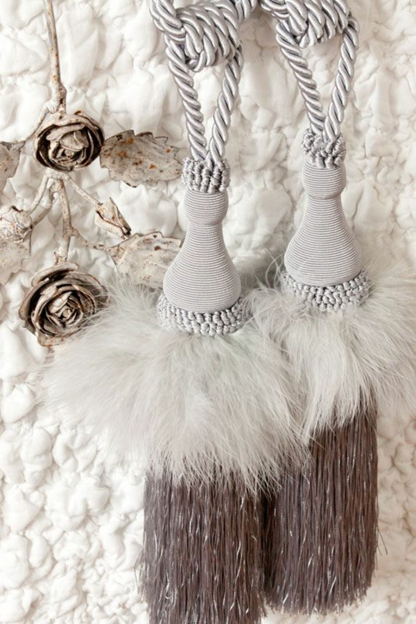 gardinen dekorationsvorschl ge dekoideen f r fenster und badezimmer. Black Bedroom Furniture Sets. Home Design Ideas