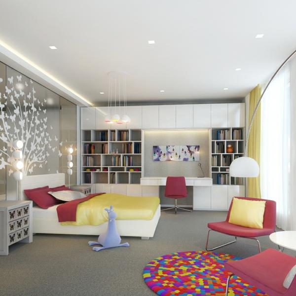 Coole gardinen im kinderzimmer bieten sonnenschutz und charme - Kinderzimmer beleuchtung ...
