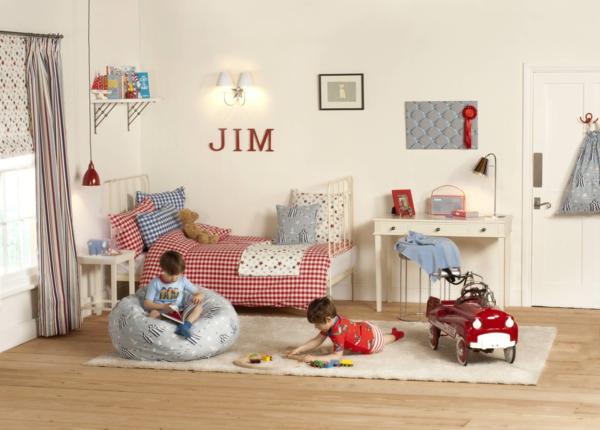 Kinderzimmer Blau Rot kinderzimmer rot gelb ideen fr die innenarchitektur ihres hauses modernes haus Auffallend Kinderzimmer Blau Rot Aufzeichnungen