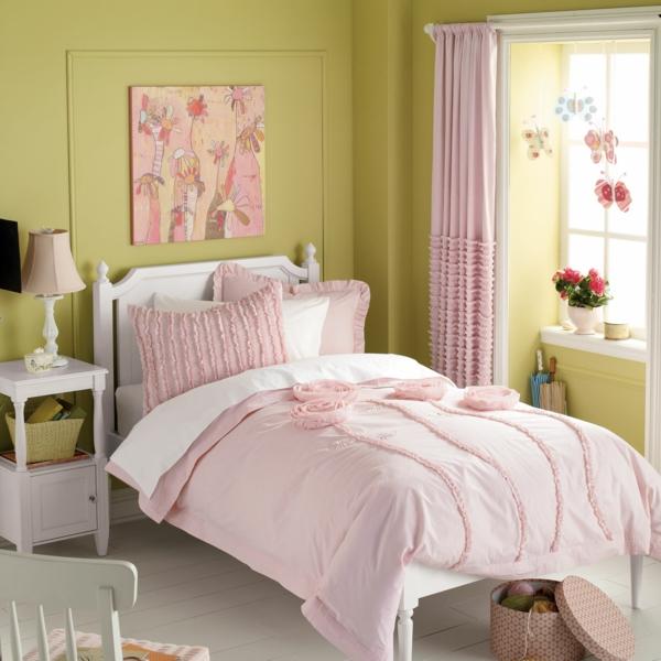 coole gardinen im kinderzimmer bieten sonnenschutz und charme - Gardinen Kinderzimmer Rosa Grun