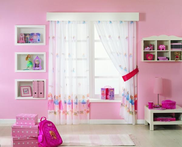 Coole gardinen im kinderzimmer bieten sonnenschutz und charme for Kinderzimmer wanddeko