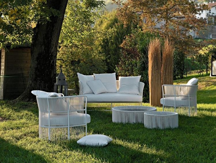 gartenmöbel outdoor lounge tibaldo kolektion varaschin