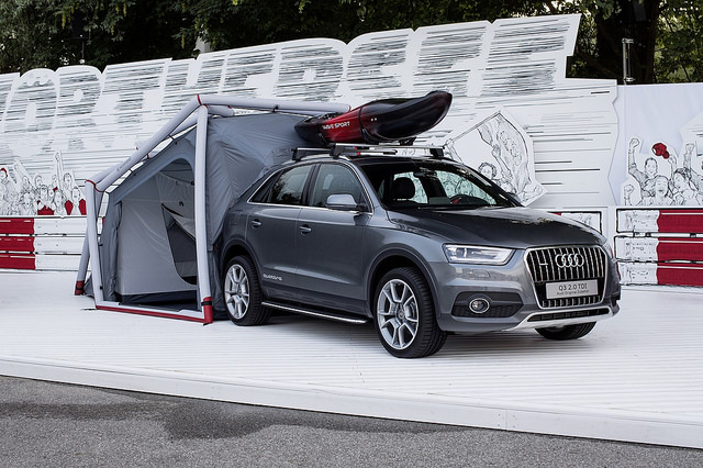 heimplanet campingzelte audi Q3