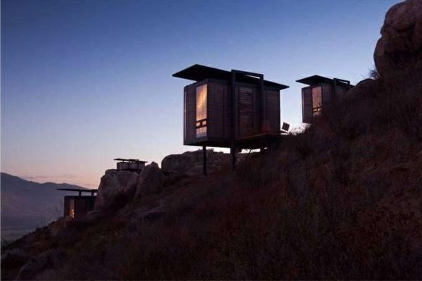 holzbungalow fertighaus besondere ferienhäuser nachhaltige architektur