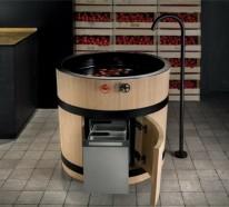 Italienische Küchenmöbel von Minacciolo - Tinozza-Küche