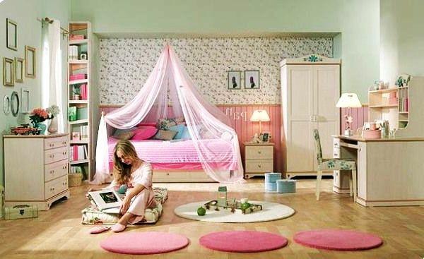 Himmelbett kinder selber machen  105 Coole Tipps und Bilder für Jugendzimmergestaltung