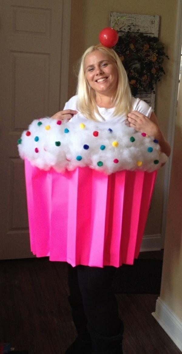 karnevalskostüme selbstgemachte kostüme kleiner kuchen