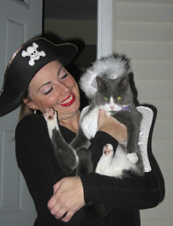 karnevalskostüme selbstgemachte kostüme piratin