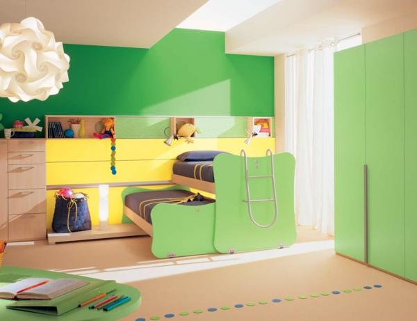 Etagenbetten Klappbar : Hochbett im kinderzimmer coole etagenbetten für kinder