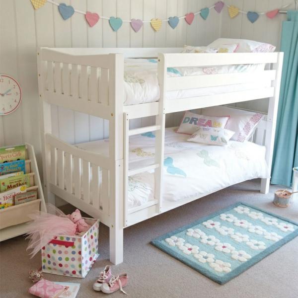 Hochbett im kinderzimmer 100 coole etagenbetten f r kinder for Jugendzimmer etagenbett