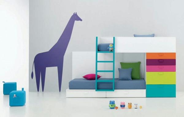 Etagenbett Für Kinder Mit Stauraum : Stockbetten fr kinder fabulous gerumiges brombel design beste