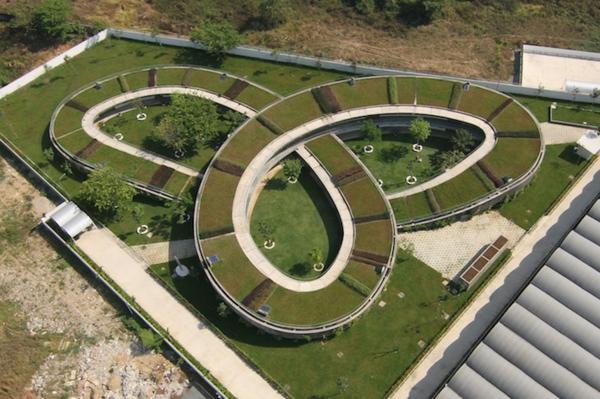 kindergarten heute grünes design nachhaltige architektur vietnam