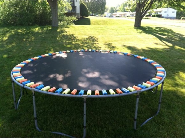 Sommerspaß mit Gartentrampolin   Was sagt Stiftung Warentest darüber