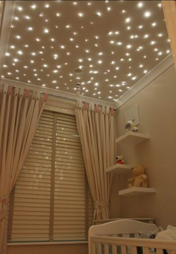 kinderzimmer deckenlampe - designideen für tolle deckenbeleuchtung - Kinderzimmer Gestalten Kreative Decke