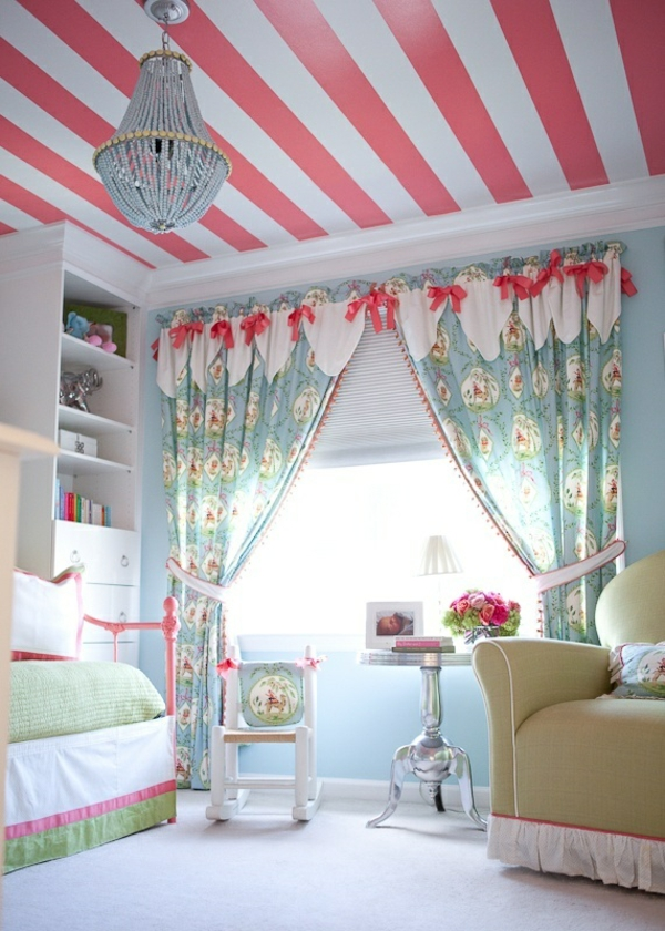Tapeten Kinderzimmer Schadstofffrei : Rosa Farbiges Kinderzimmer Von Alta Moda Pictures to pin on Pinterest