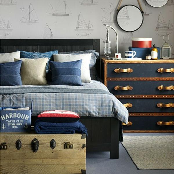 klassisch farben mattiert schlafzimmer