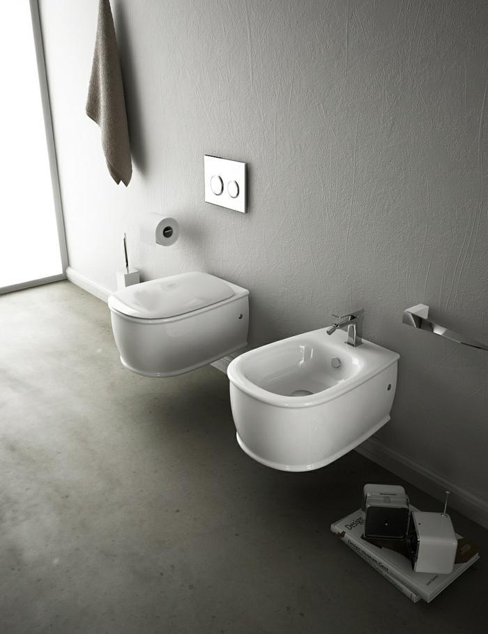Kleines badezimmer einrichten und modern ausstatten - Badezimmer 50er ...