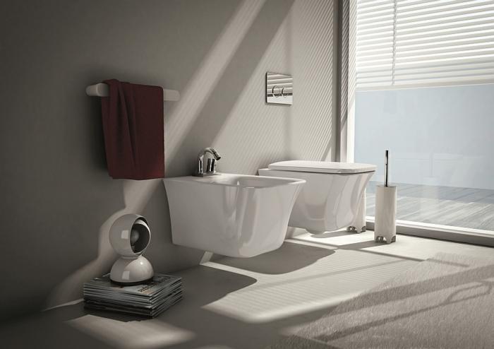 kleines badezimmer einrichten und modern ausstatten