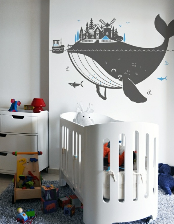 kinderzimmer wandgestaltung junge. Black Bedroom Furniture Sets. Home Design Ideas