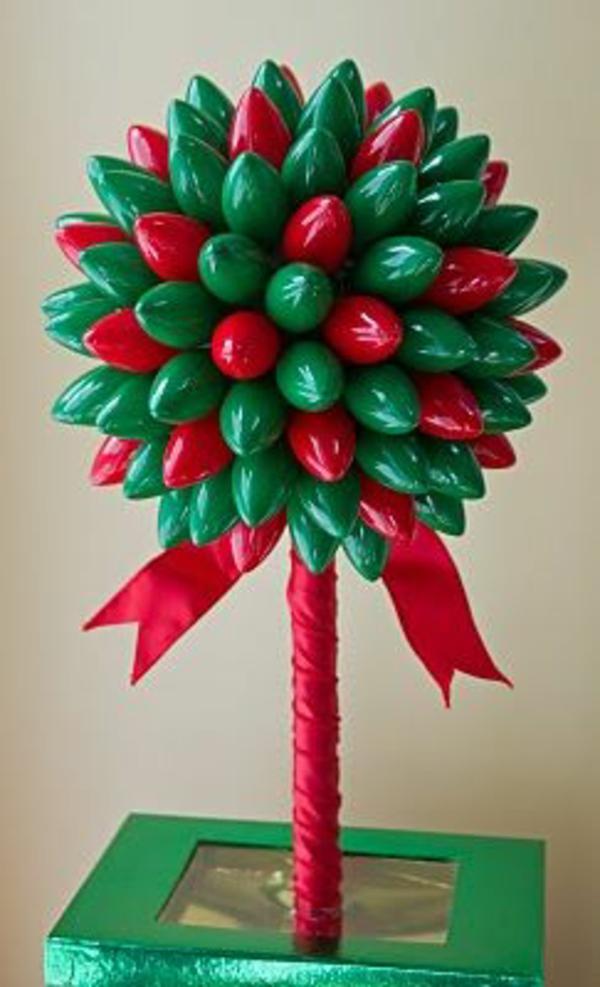 lampe-glühbirnenform-diy-deko-basteln-tannenbaum