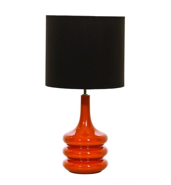lampen und leuchten moderne tischleuchten stehlampe schwarz rot