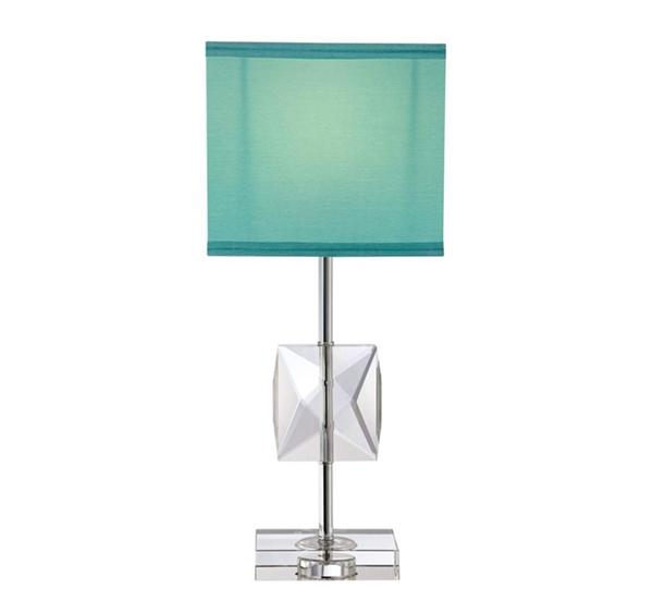 lampen und leuchten moderne tischleuchten tischlampe lampenschirm türkis