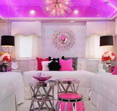 moderne luxus jugendzimmer mdchen, 105 coole tipps und bilder für jugendzimmergestaltung, Design ideen