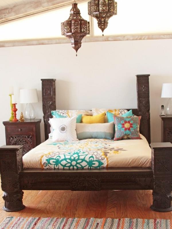 Schlafzimmer orientalisch gestalten ~ Orientalisches Schlafzimmer ...