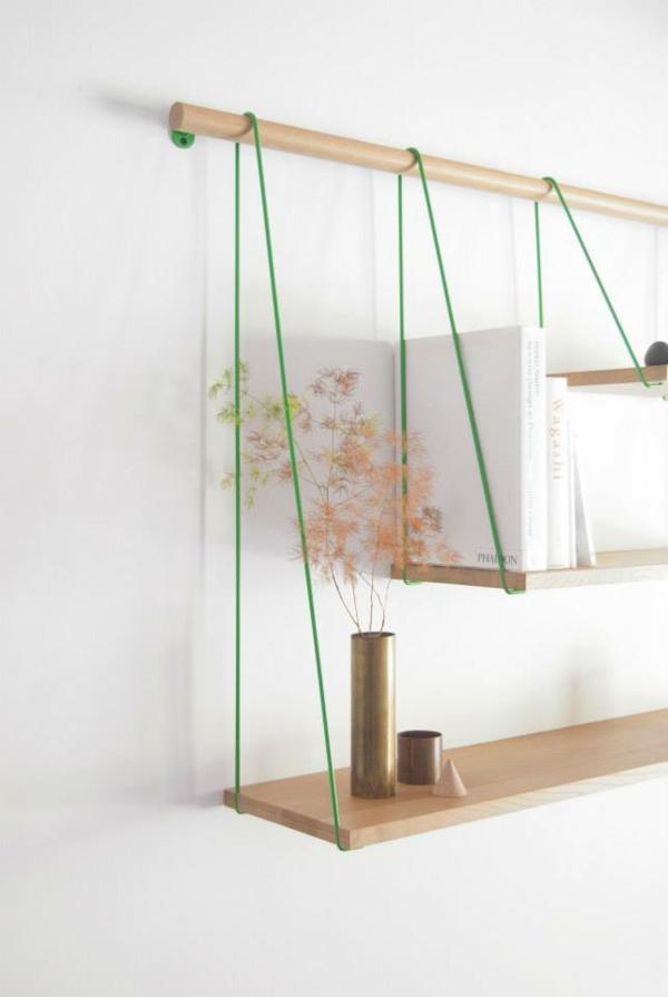 Wandregal design bringt mehr leben zu ihrem modernen zuhause for Leben als minimalist