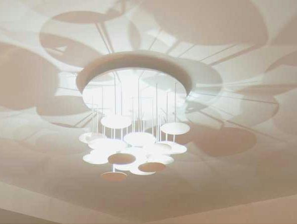 Moderne Lampen 16 : 15 moderne deckenleuchten fallen sofort ins auge