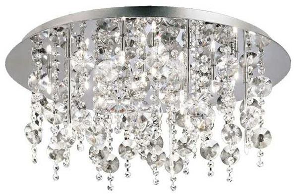 Deckenleuchten design moderne kristalle